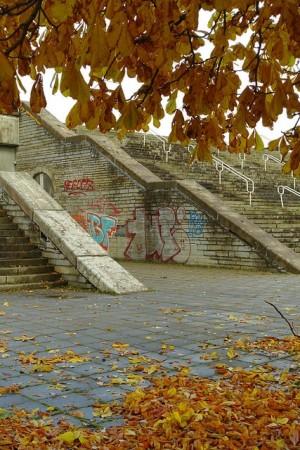 Tallinn Soviet stairway