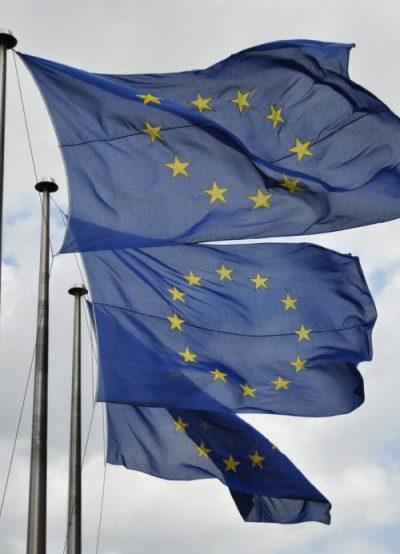 European flag 2